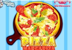 Игры Приготовление пиццы маргариты
