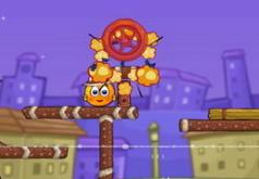 Игры Спаси апельсин Путешествие гангстеров