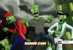 Игры пушка против зомби