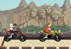 Игра Наруто-чемпион по мотогонкам