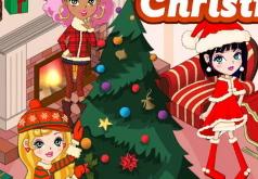 Игры рождественская комната