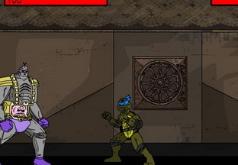 Игры на двоих черепашки ниндзя