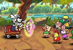 Игра Собака-рыцарь Паладог