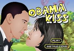 игры поцелуй обамы