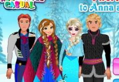 игры для девочек эльза бродилки по замку