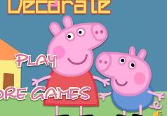 игра переделки дома с свинки пеппы