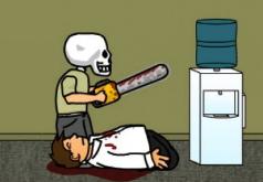 скелет череп игра