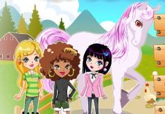 Игры Парк пони