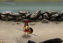 игры война спартанцев