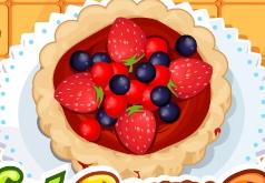 Игры Горячий ягодный пирог