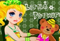 Игры Няня для медвежонка