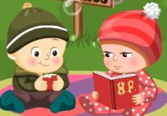 игры домики детский сад
