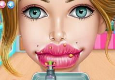 Игры школа монстров хай макияж дракулауры