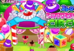 Игра Найди различия Цирк
