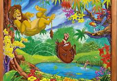 игры симба и его друзья