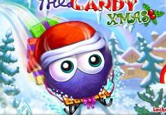 Игры Поймай Конфету Рождество