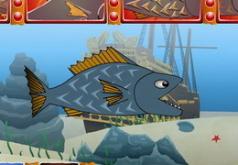 Игры Приключения рыбы Гобби