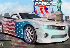 Игры Парковка 4 июля