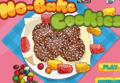 Игры Готовим Шоколадные Печенюшки