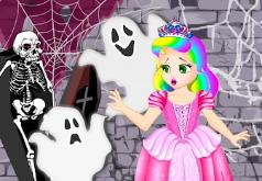 Игра Джульетта Замок с Призраками