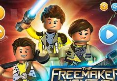 Игра Лего Звездные войны Мания пазлов