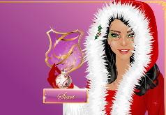 игры новогоднее лицо