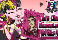 Игры Арт класс Дракулауры