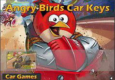 Игры Злые птички потерянные ключи