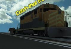 Игры Попади на поезд