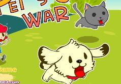 игры война домашних животных