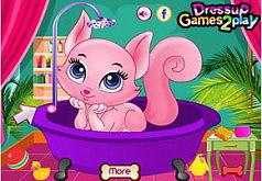 Игры Забота о Принцессе Китти