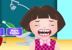 Игры Даша в стоматологическом кабинете