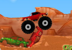 игры грузовикмонстр америка