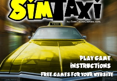 Игры Sim Taxi