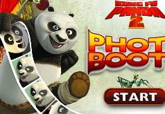 Игра Панда кунг фу 2 Автоматическое фото