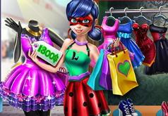 игры леди баг магазин одежды