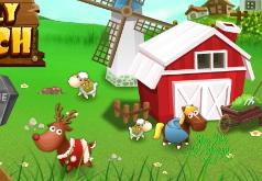 игры ежедневная ферма