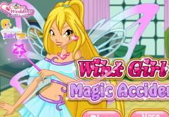 Игра Девушка Винкс Магическая травма