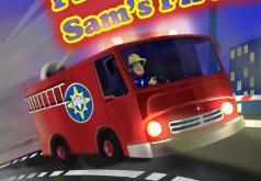 Игры сэм пожарник