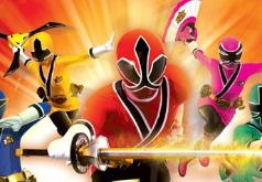 игры самураи рейнджеры мистическая сила