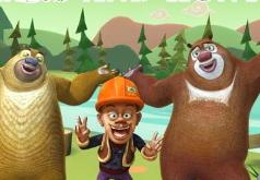 Игры Медведи и охотник