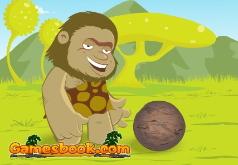 игры футбол пещерного человека