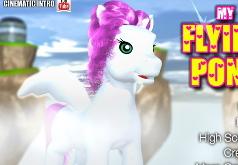 игра года летающая пони