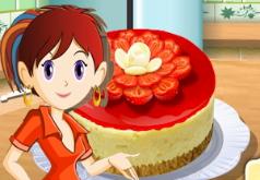 Игры для девочек готовить кухня сары