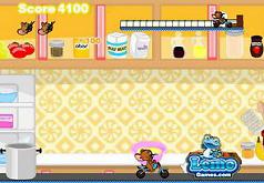 Игра Том и Джерри Прорыв на мотоцикле