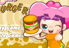 игры симпатичный гамбургер