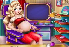 игры для девочек беременные эвер афтер хай