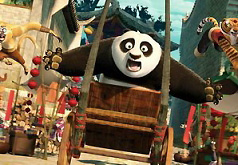 Игра Кунг-Фу Панда: Сортировка Плиток