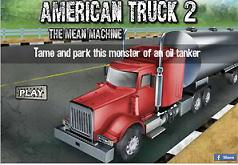 игры американский грузовик 2 цистерна