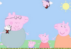 набор свинки пеппы игра